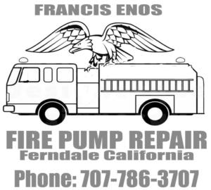 Francis Enos - Fire Pump Repair